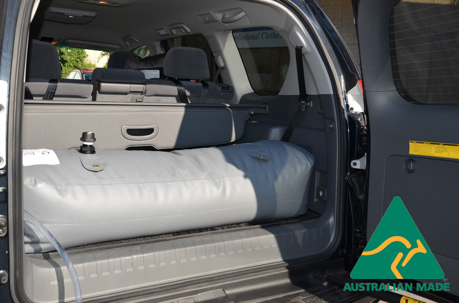 100Ltrs 4x4 and SUV Water Bladder  Box Type - DW100B