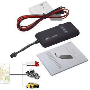 Car TK110 Quad band GSM GPRS GPS Tracker Support web, SMS and Google