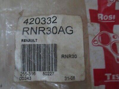 EXHAUST HANGER RUBBER RNR30 RENAULT