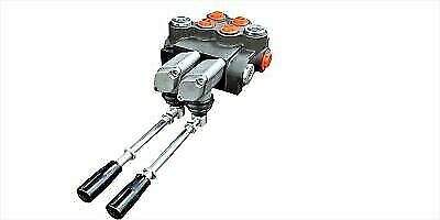 Details about  /1 Spool Hydraulic Directional Control Valve 11gpm 40L Single Acting Cylinder SA