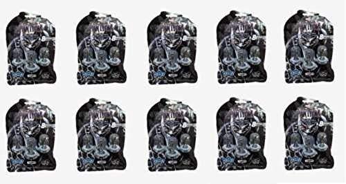 Ucc Distribution Marvel Pantera Negra Serie 1 Domez 10 Azar Bolsas Figura