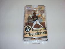 McFarlane  SportsPicks 2011 MLB CC8  Rickey Henderson  CL # 346  Oakland A's