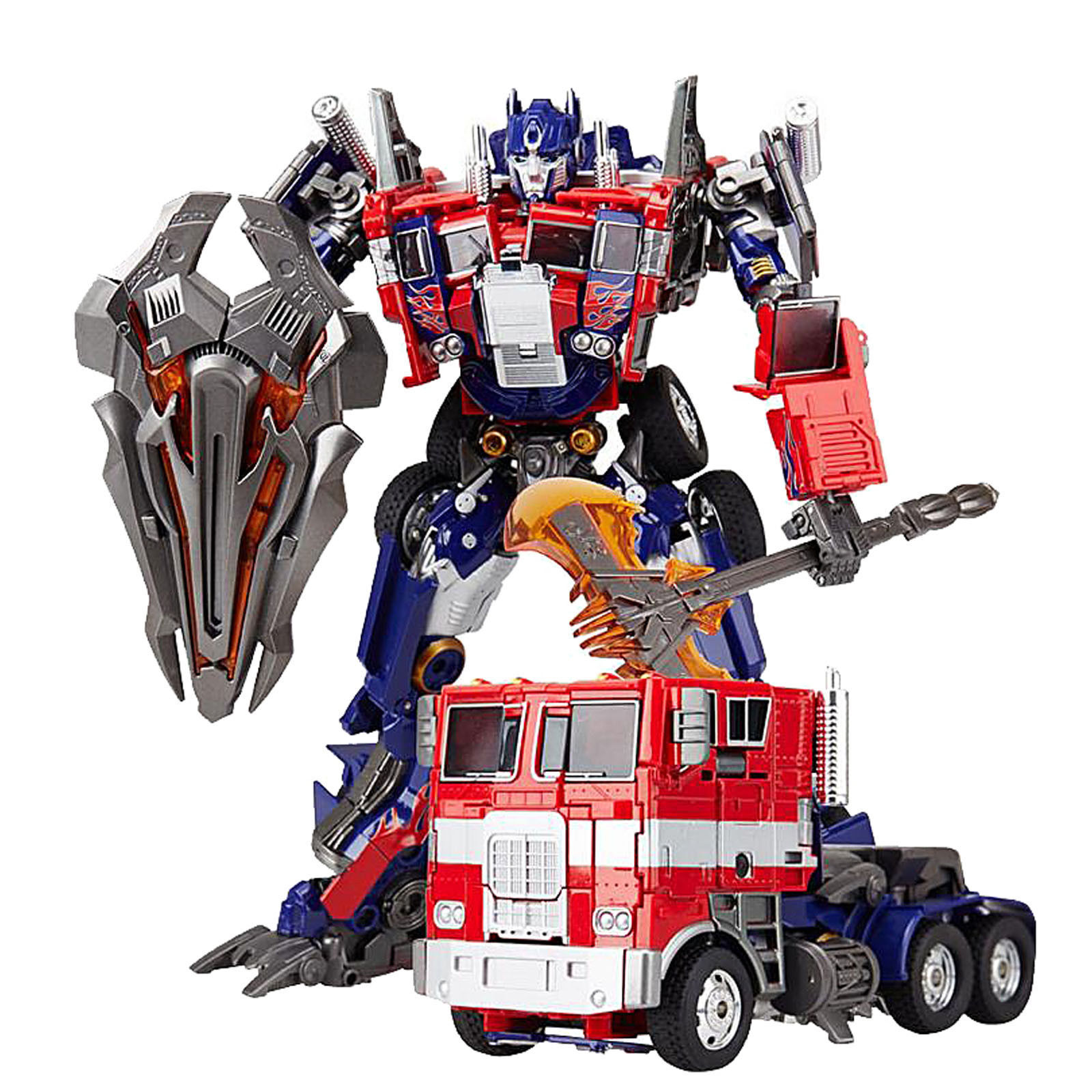 Transformers WEIJIANG M01 COMMANDER Optimus Prime Masterpiece Kids Toy Xmas Gift