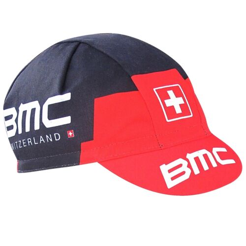 BMC PRO CYCLING TEAM BIKE CAP Made in Italy