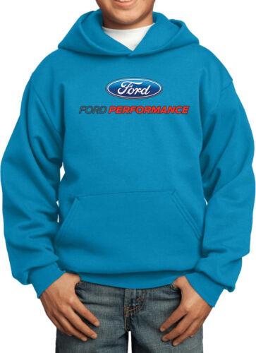 Kids Ford Performance Hoodie