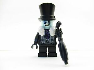 New Genuine LEGO The Penguin Minifig DC Super Heroes 70909