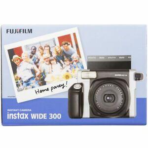 FOTOCAMERA ISTANTANEA DIGITALE FUJIFILM INSTAX WIDE 300 Foto Formato 62x99 mm