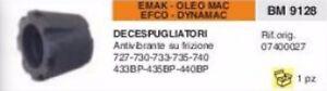 07400027 Antivibrante Decespugliatore Oleomac Efco Emak Dynamac 440 Bp 435 433 Pas De Frais à Tout Prix