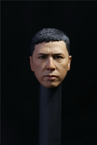 """1//6 scale Toy Head Sculpt Donnie Yen Yip Man 3 Fit 12/"""" figure in stock"""