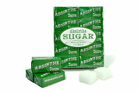 40 Wrapped Absinthe Sugar Cubes, Packaged (20 Packets) - Free Shipping
