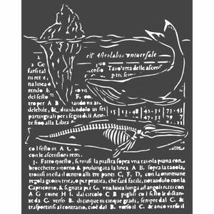 Stencil Balene