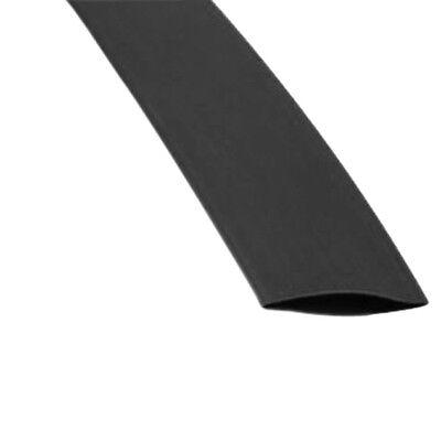 50cm Shrink tube 3: 1 polyolefin 30mm Heat shrinkable tube black LW