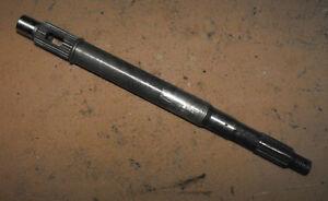 EF1A11409-1975-Evinrude-50-HP-Prop-Shaft-PN-0386659-Fits-1975-1988