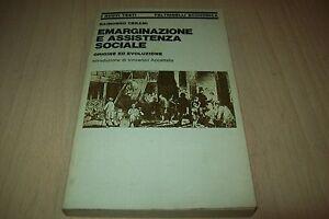 RAIMONDO-CERAMI-EMARGINAZIONE-E-ASSISTENZA-SOCIALE-NUOVI-TESTI-FELTRINELLI-1979