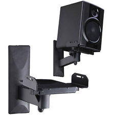 VideoSecu MS56B Side Clamping Speaker Mounting Bracket