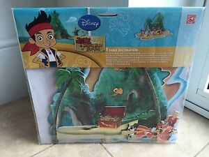 Jake And The Neverland Pirates Table Top Party Decoration