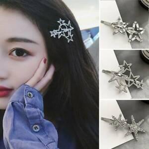 Elegant-Crystal-Star-Hair-Clip-Barrette-Stick-Hairpin-Hair-Accessories-For-Woman