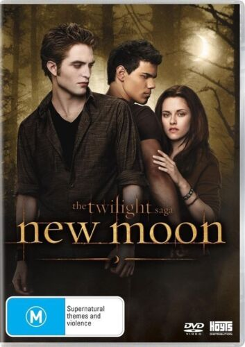 1 of 1 - The Twilight Saga - New Moon (DVD, 2010)