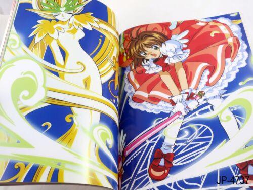 Cardcaptor Sakura Cheerio 1 Illustration Collection Japanese Artbook US Seller