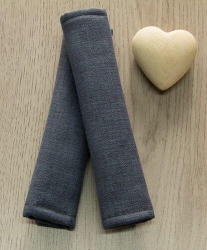 Imbottitura cinghia in blu per le cinture di sicurezza *** Made in Germany ***