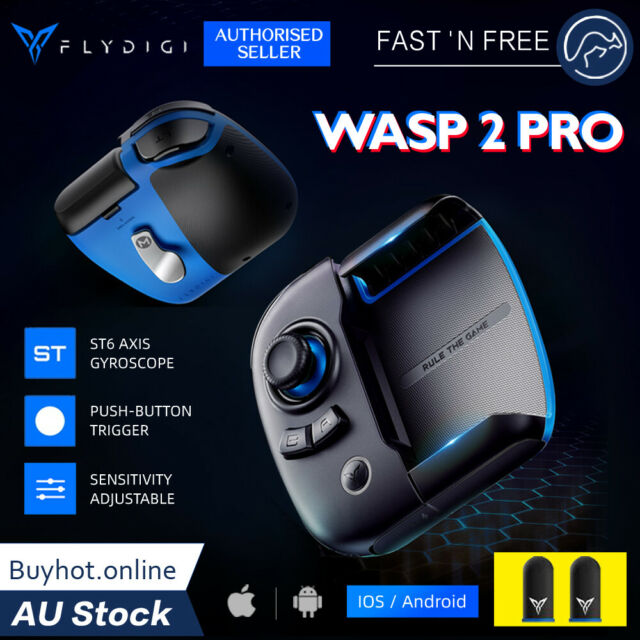 Flydigi WASP 2 Pro One-Hand Gamepad Wireless Mobile Phone Game Controller PUBG