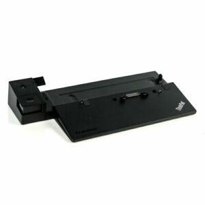 Lenovo ThinkPad Basic Dock Type 40A0 USB 3.0 Docking Station 04W3949 No Key AC