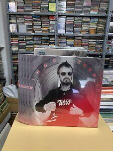 Ringo Starr LP Zoom IN Black Vinyl Versiegelt 2021