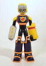 "2004 Doublesoul Guts Soul Thundersoul 6.5"" Action Figure Mega Man NT Warrior"
