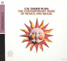 Cal Tjader Plays the Contemporary Music of Mexico and Brasil [Digipak] by Cal...