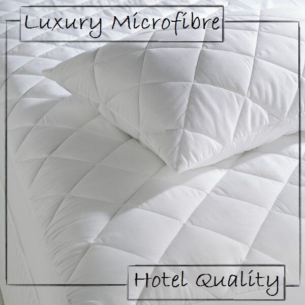 Anti-Allergy Extra Deep Luxury Quilted Mattress Protector  - Avl In 8 Sizes