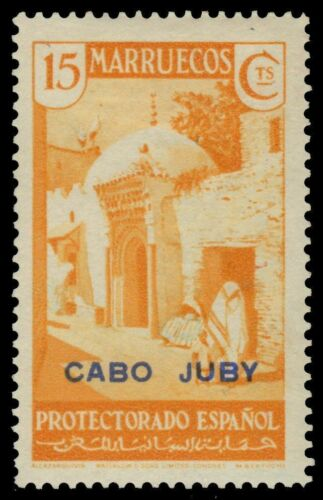 "CABO JUBY 56 (Mi67) - Alcazarquivir Mosque ""Provisional"" (pa74862)"