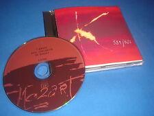 RARE CD K617 MOZART l'oeuvre pour clarinette basset K581 K622 / JC VEILHAN / NM