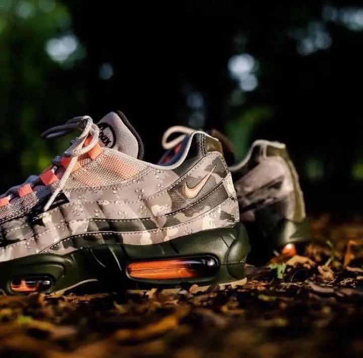 lowest price 89a59 c9eb7 ... Nike Airmax 95 Airmax95 air max 95 Atmos nike Limited Limited Limited  size 26.0cm US ...