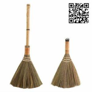 Soft Bristle Broom Wood Floor Clean