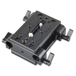SmallRig-Camera-Mounting-Plate-with2pcs-Tripod-Mounting-Plate-2pcs15mm-Railblock