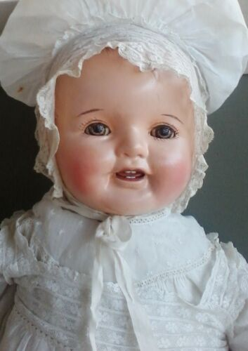 Doll Doctor Renew Your Composition Shirley Temple Doll Crystallized Eyes 13-27/""