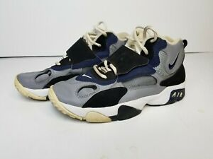 Nike-Air-Max-Speed-Turf-GS-Kid-039-s-Black-Navy-White-Shoes-Sz-7Y-535735-003