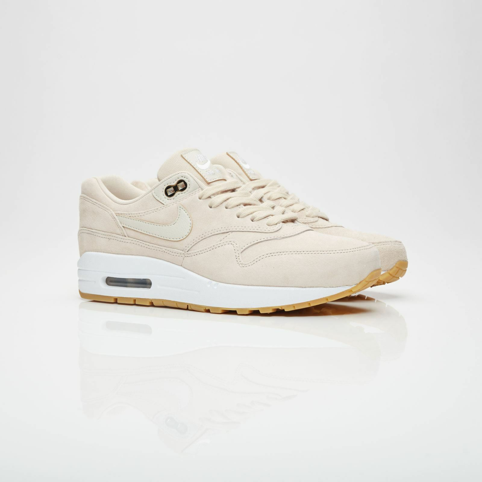 Nike Womens Air Max 1 SD Oatmeal Trainers 919484 100