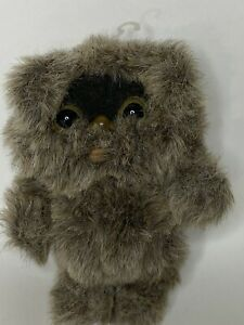 Mookiee-the-Ewok-Star-Wars-Plush-Toy-1983-Kenner-Doll-Return-Of-Jedi-Free-Ship