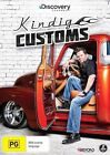 Kindig Customs (DVD, 2015, 2-Disc Set)