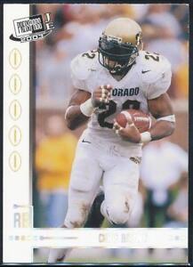 2003-Press-Pass-JE-Tin-Football-Card-CT5-Chris-Brown