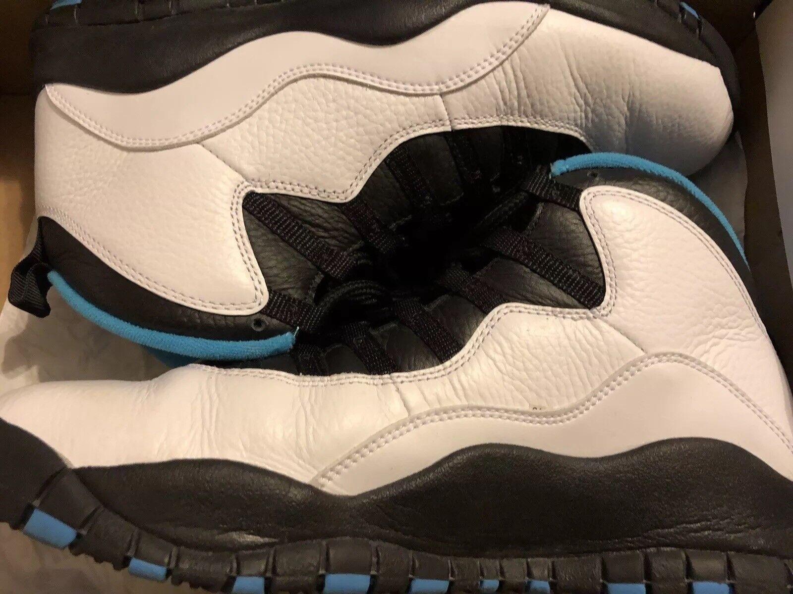 Nike Jordan Powder Baby Powder Jordan Azul Tamaño seminuevo 435511
