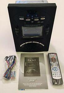 Concertone Zx700 Cd Dvd Mp3 Am Fm Radio Stereo Rv Camper