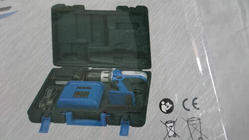 1 Akku   ELECTRONICK Lux  Akkuschrauber LI 14,4V Li-Ion