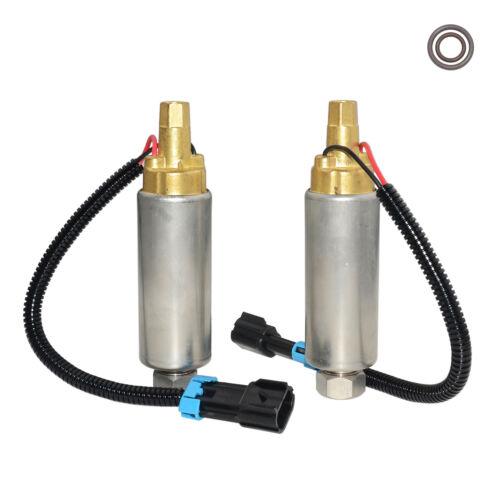 2xMerCruiser Elektrische Kraftstoffpumpen V8 305 350 454 502 861156A1 /& 861155A3