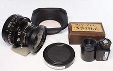 Good Mamiya Sekor 75mm F/5.6 P Lens & Viewfinder for UNIVERSAL PRESS SUPER23
