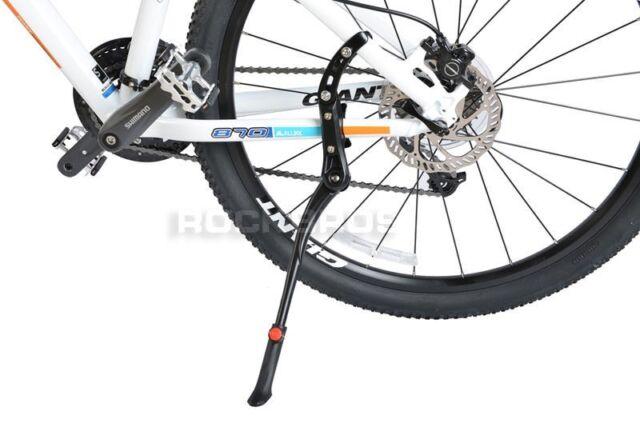 RockBros Bike Bicycle 24'-29''Adjustable Side Stick Stand Bike Accessories Black