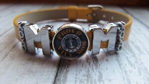 US-Military-Proud-Navy-Mom-charmed-8mm-slide-charm-bracelet-Mothers-Day-gift