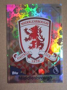 Match-Attax-2016-7-Club-Crest-card-Middlesbrough-199
