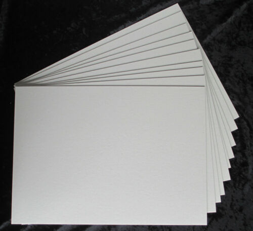 10 x A3 Greyboard Sheets 1.5mm /1500 micron -model buildings, mountboard, crafts